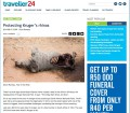 News24 - Aug 2014 - Interview with head of Kruger rhino anti-poaching Gen Johan Jooste